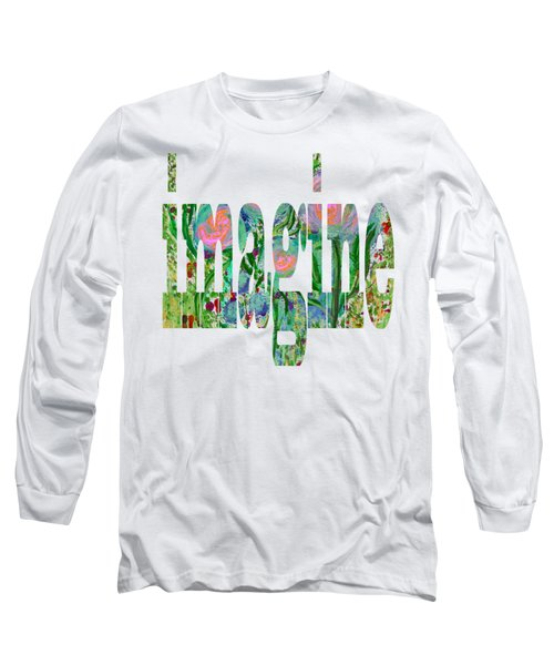 Imagine 1011 Long Sleeve T-Shirt