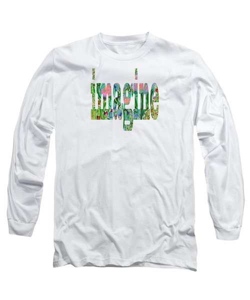 Imagine 1011 Long Sleeve T-Shirt