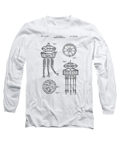 Imperial Probe Droid Long Sleeve T-Shirt