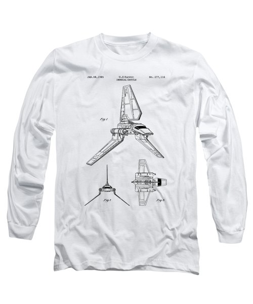 Imperial Shuttle Long Sleeve T-Shirt