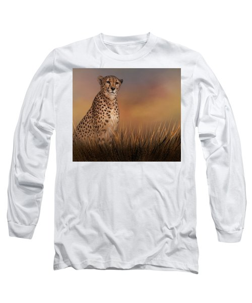 In The Brush Long Sleeve T-Shirt