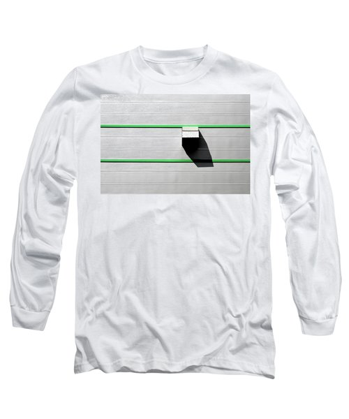 Industrial Minimalism 47 Long Sleeve T-Shirt