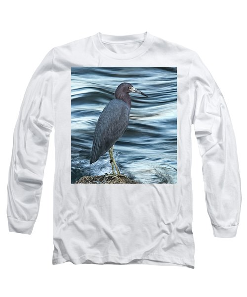 Inlet Heron Long Sleeve T-Shirt