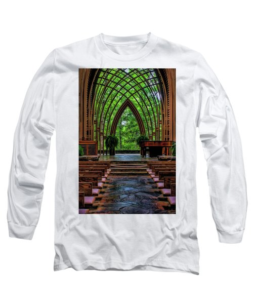Inside The Chapel Long Sleeve T-Shirt
