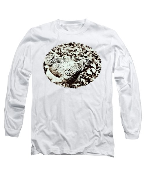 Intensive Poultry Long Sleeve T-Shirt