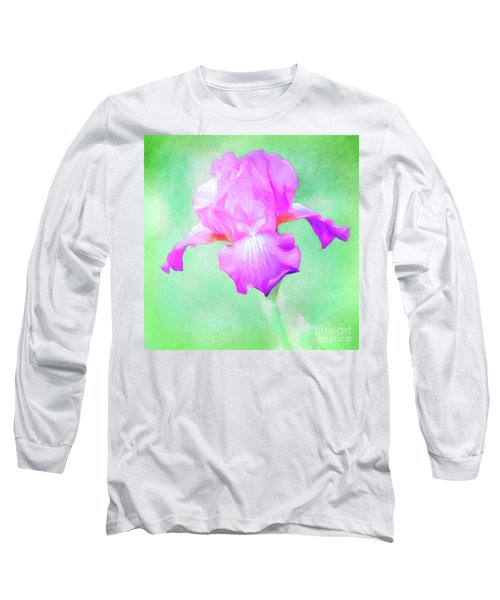 Iris Ready To Fly Long Sleeve T-Shirt