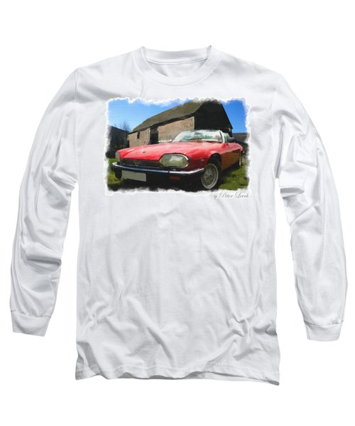 Jaguar Xjs - 1 Long Sleeve T-Shirt