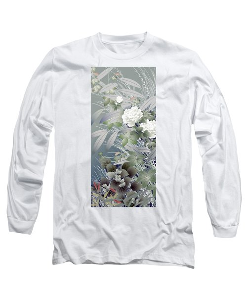 Japanese Modern Interior Art #39 Long Sleeve T-Shirt