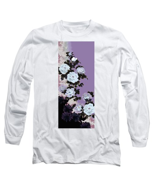 Japanese Modern Interior Art #45 Long Sleeve T-Shirt