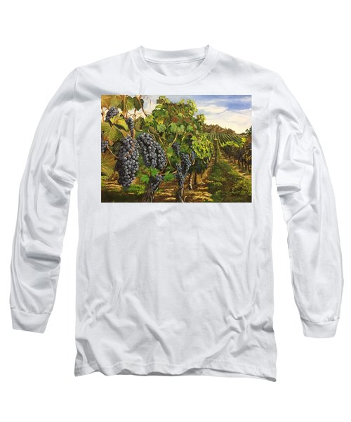 Jewels Of The Okanagan Long Sleeve T-Shirt