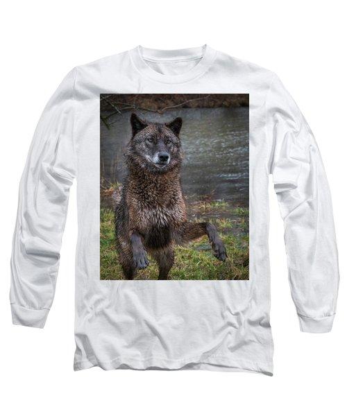 Jumping Boy Long Sleeve T-Shirt