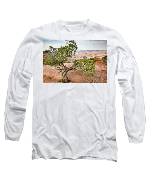 Juniper Over The Canyon Long Sleeve T-Shirt