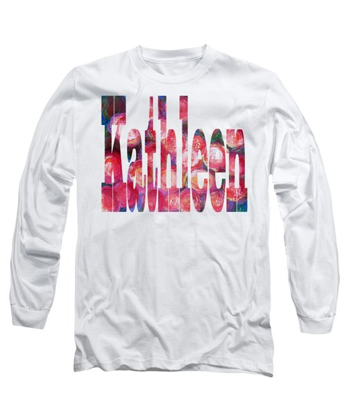 Kathleen Long Sleeve T-Shirt