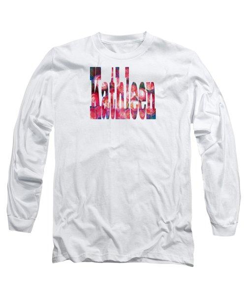 Kathleen Long Sleeve T-Shirt