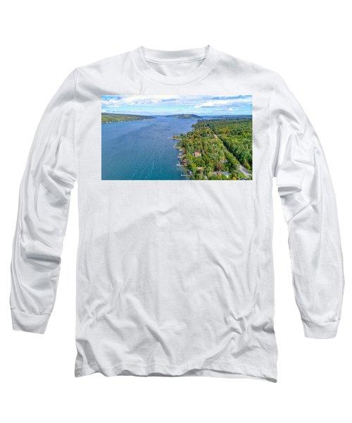 Keuka Center Point Long Sleeve T-Shirt
