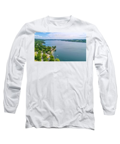 Keuka Views Long Sleeve T-Shirt