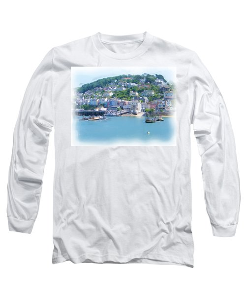 Kingwear Painting Long Sleeve T-Shirt