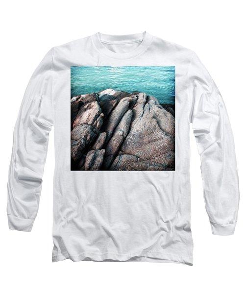 Ko Samet Rocks Long Sleeve T-Shirt