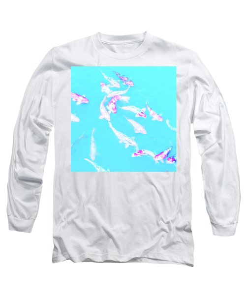 Koicarpscape 6 Long Sleeve T-Shirt
