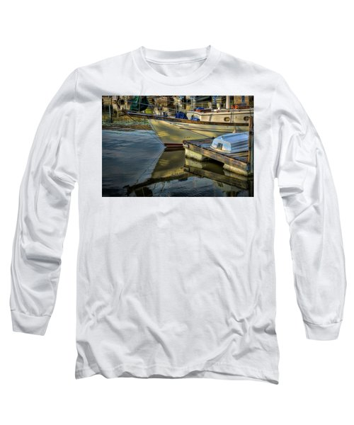 Lake Dardanelle Marina Long Sleeve T-Shirt