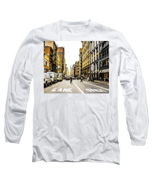 Lane Only  Long Sleeve T-Shirt