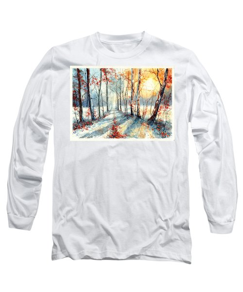 Last Leaves Long Sleeve T-Shirt