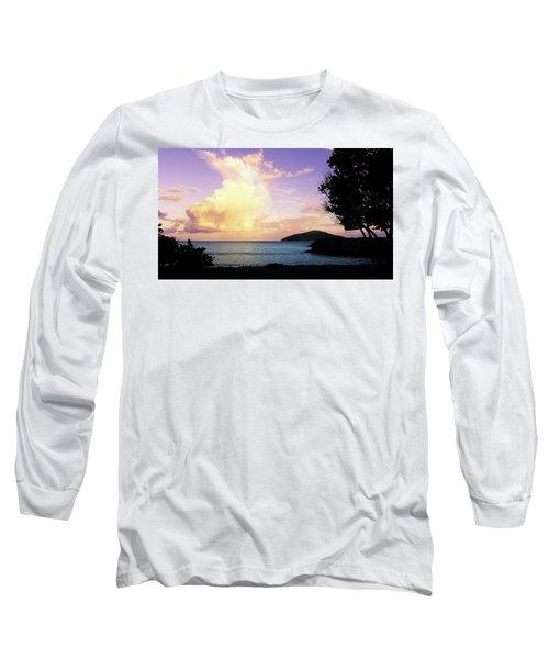 Last Rainbow Of The Day Long Sleeve T-Shirt