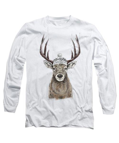 Let's Go Outside  Long Sleeve T-Shirt