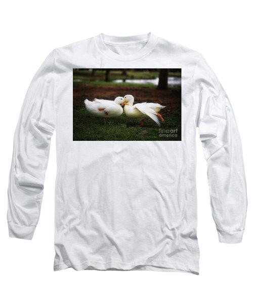 Let's Tango Long Sleeve T-Shirt