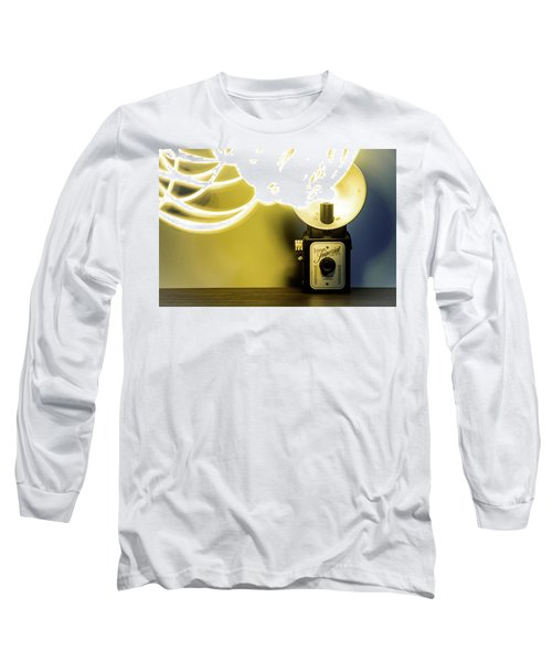Lights, Camera, Action Long Sleeve T-Shirt