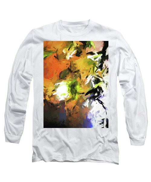 Lily For The Horses Long Sleeve T-Shirt
