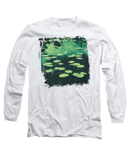 Lily Pad Long Sleeve T-Shirt