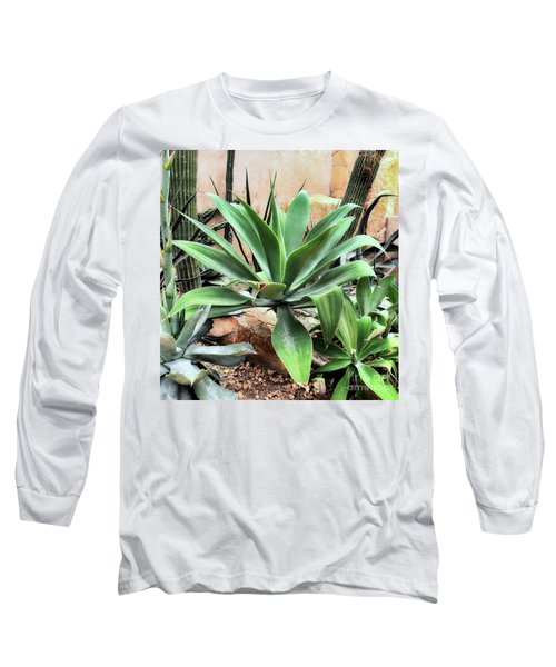 Lion's Tail Agave Long Sleeve T-Shirt