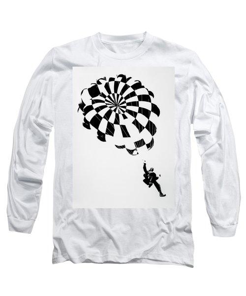 Litho Parachute Long Sleeve T-Shirt