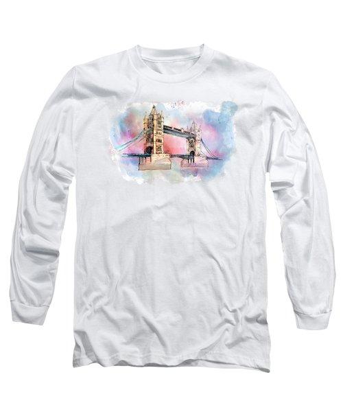 London Bridge Long Sleeve T-Shirt