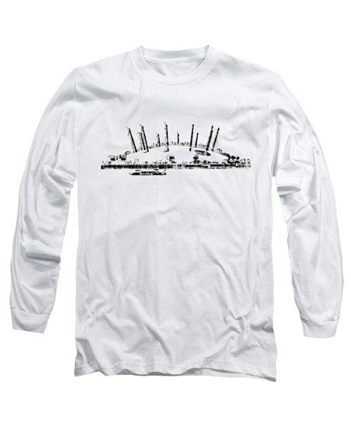 London O2 Arena Long Sleeve T-Shirt