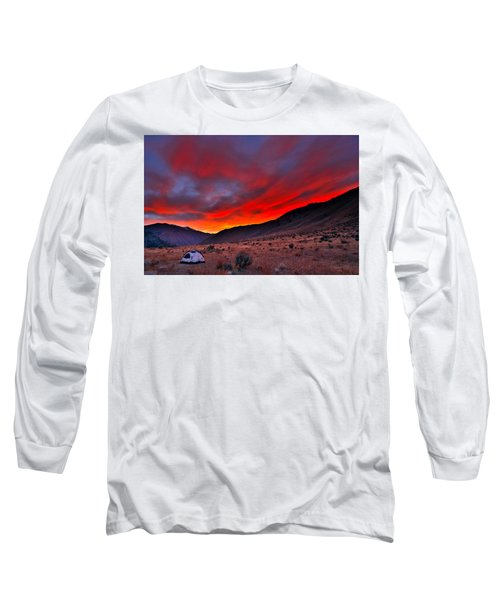 Lone Tent Long Sleeve T-Shirt