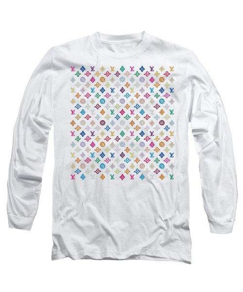 Louis Vuitton Monogram-1 Long Sleeve T-Shirt