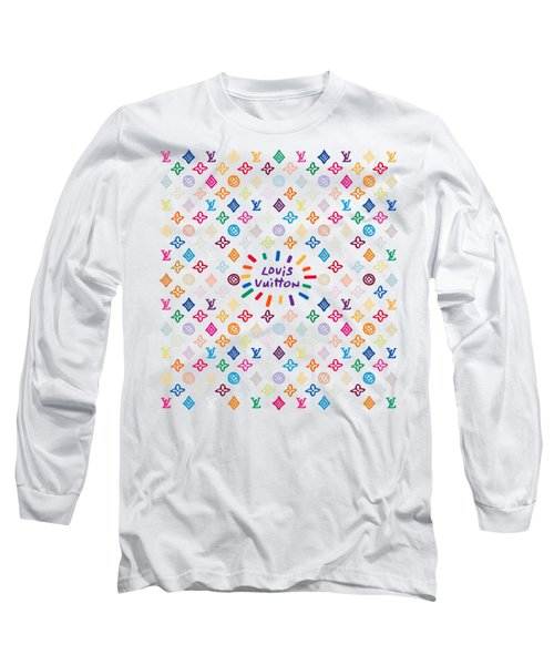 Louis Vuitton Monogram-12 Long Sleeve T-Shirt