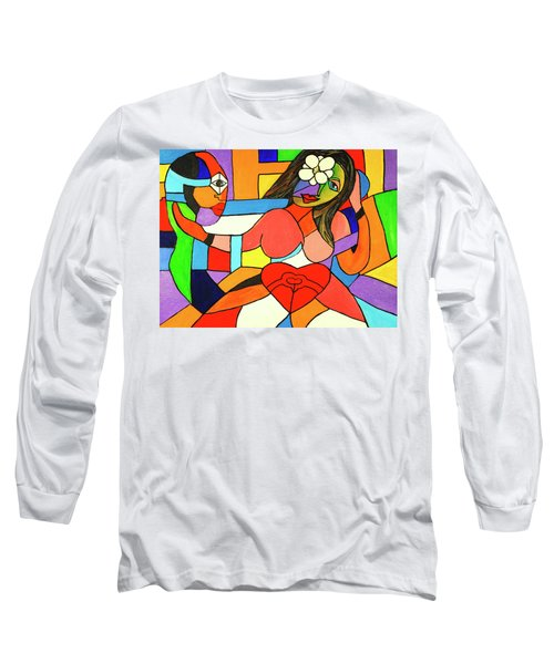 Love And Be Loved Long Sleeve T-Shirt
