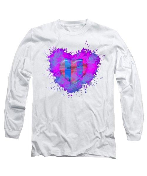 Love Barcelona Long Sleeve T-Shirt