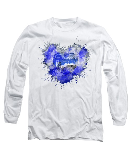 Love San Francisco Long Sleeve T-Shirt