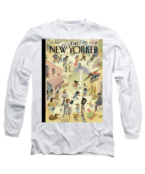 Lower East Side Long Sleeve T-Shirt