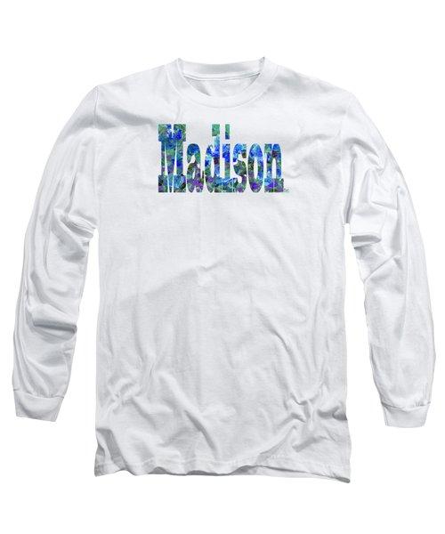 Madison Long Sleeve T-Shirt