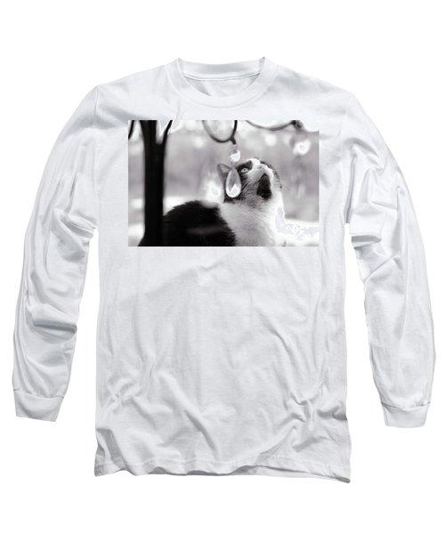 Magic Crystals Long Sleeve T-Shirt