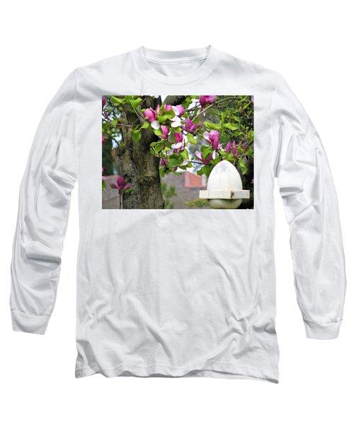 Magnolia Display Long Sleeve T-Shirt