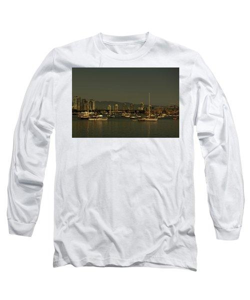 Marina Golden Hours Long Sleeve T-Shirt