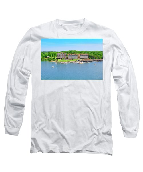 Mariners Landing Poker Run Long Sleeve T-Shirt