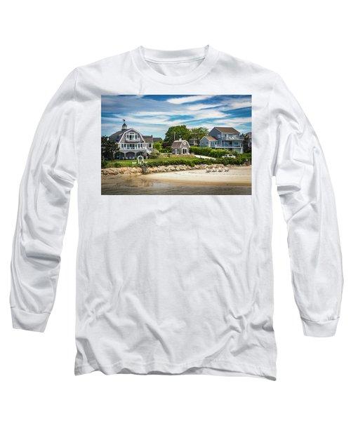 Marthas Vineyard Series 7218 Long Sleeve T-Shirt