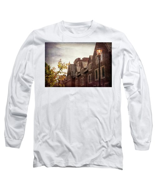 Mayslake Historic Home Long Sleeve T-Shirt